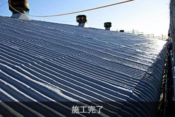 スレート屋根After